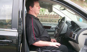 learner-driver with disability